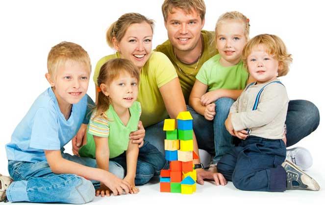 Создание приемной семьи
