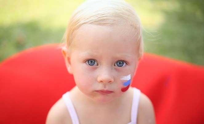 Ребенок из России