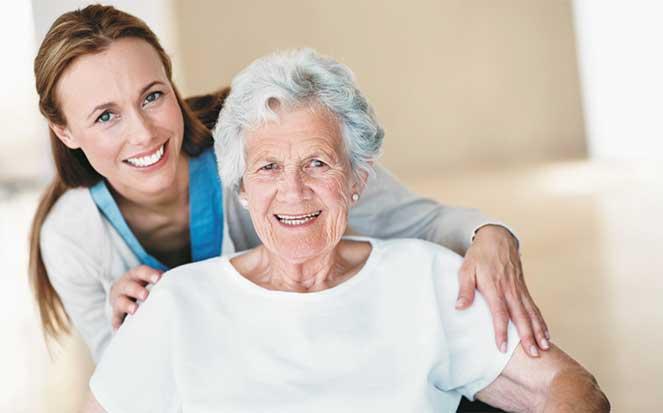 Опека над пенсионером