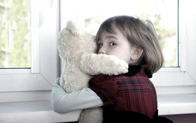 Ребенок без матери
