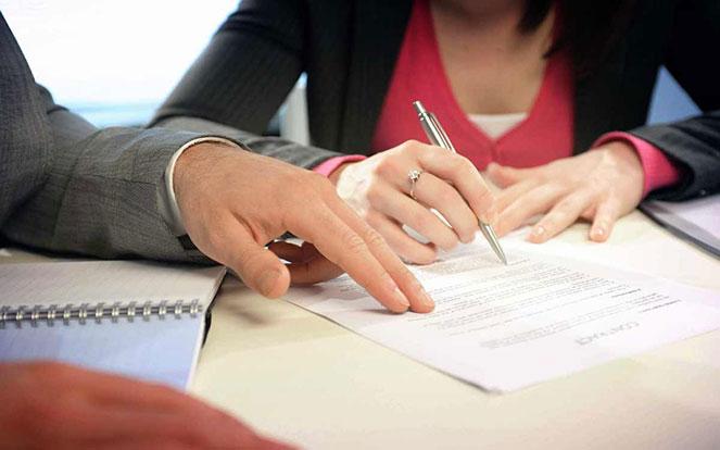 Расторжения контракта
