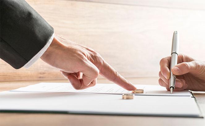 Аннулирование брачного контракта