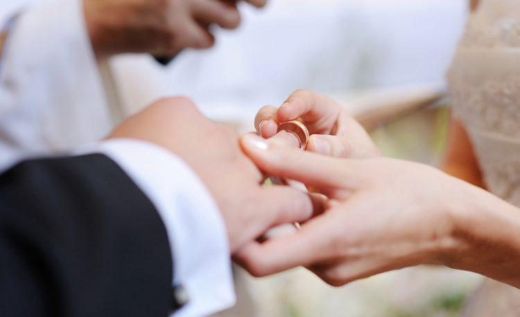 Вступление в брак
