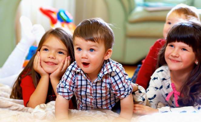 Предоставление помощи семьям с тремя и более детьми