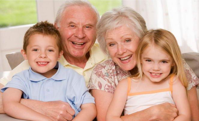 К какой очереди наследников относятся внуки