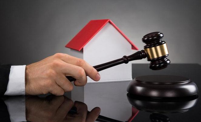 Судебный раздел земельного участка