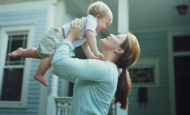 Права одинокой матери