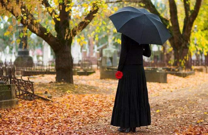 Прекращение брака в связи со смертью супруга