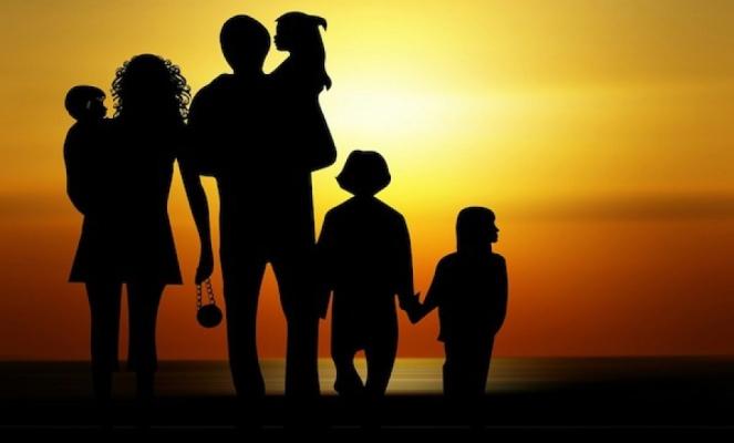 Самая распространенная семья