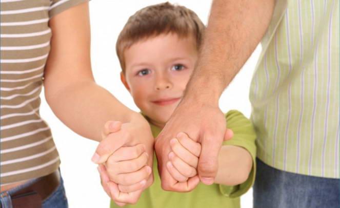 Защита интересов ребенка