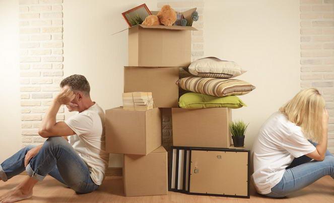 Какое имущество можно разделить при расторжении брачного союза