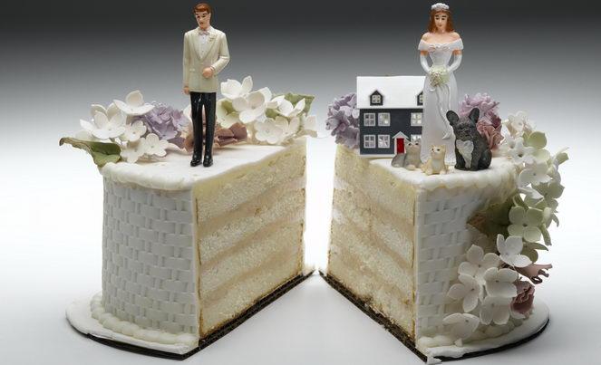 Определение размера доли имущества супругов при расторжении брака