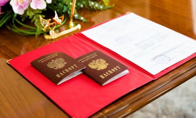 Документы при регистрации брака