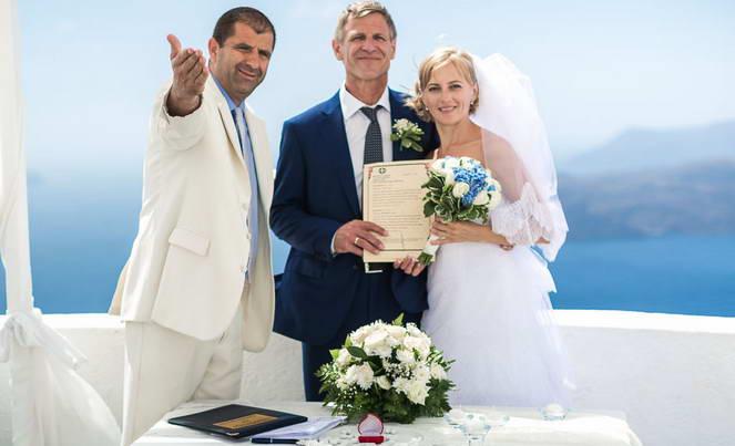 Регистрация брака с иностранным гражданином за границей