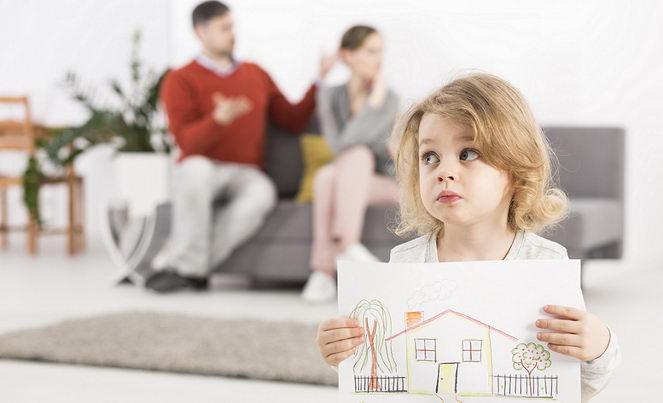 Раздел имущества в судебном порядке при наличии детей