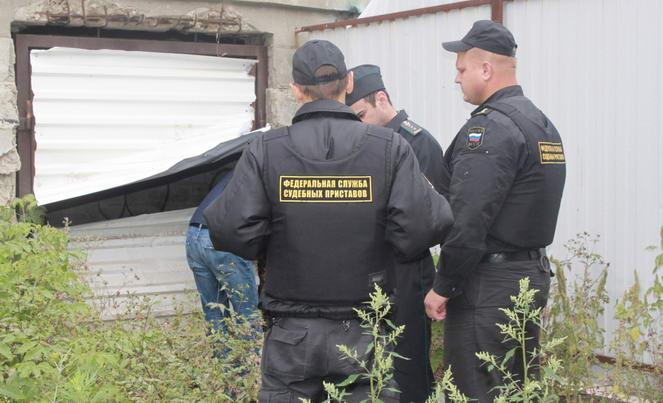 Снятие ареста на участок который подарен
