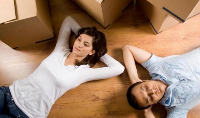 Раздел квартиры при прописке супруга