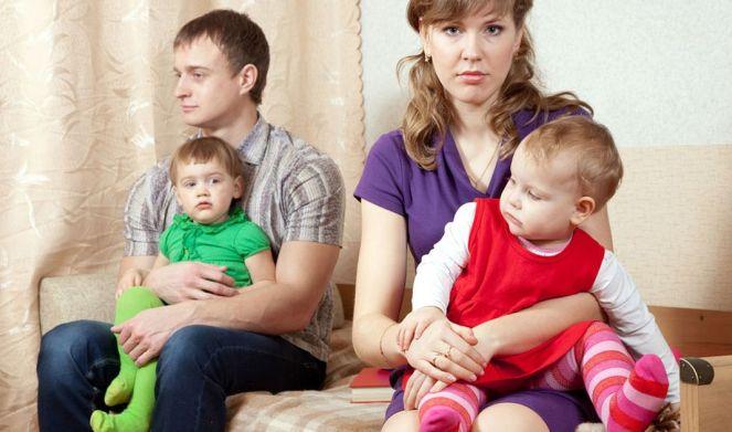Особенности развода, если есть дети до 3 лет