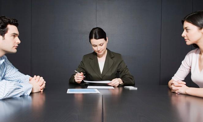 Уведомление о разводе