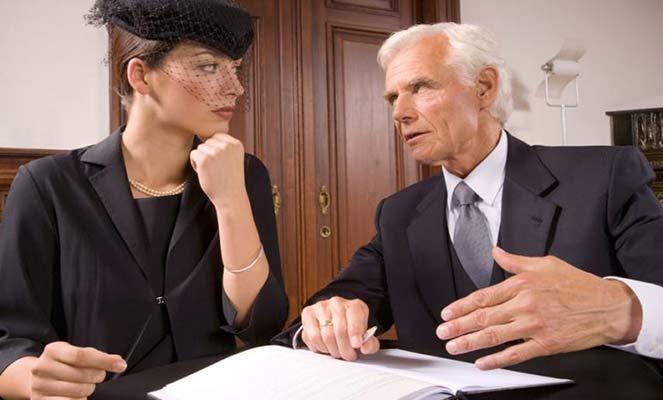Наследование имущества после смерти супруга