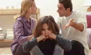 Попытка договориться с бывшей женой о встречах с общим ребенком